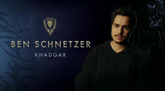 Ben Schnetzer Warcraft