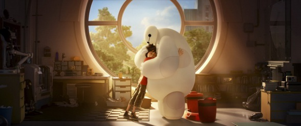 Crítica: Big Hero 6