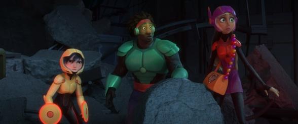 Crítica: Big Hero 6