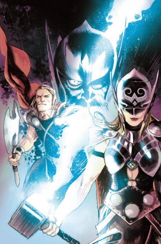 CM Punk escribirá el Thor Annual