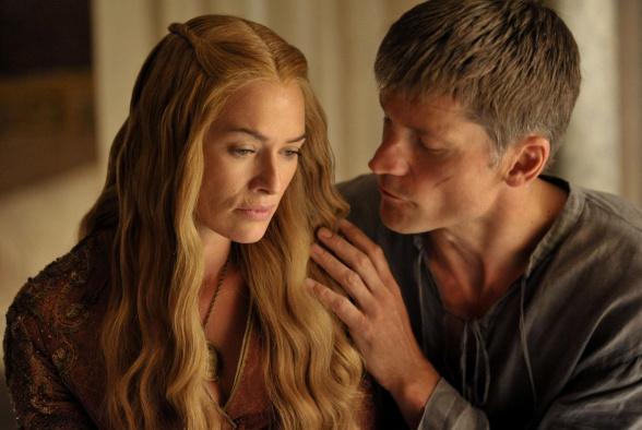 Canción de hielo y fuego - Jaime y Cersei