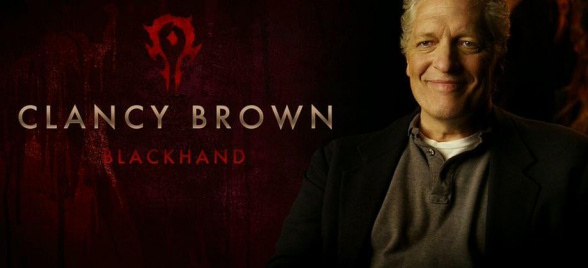 Clancy Brown Warcraft