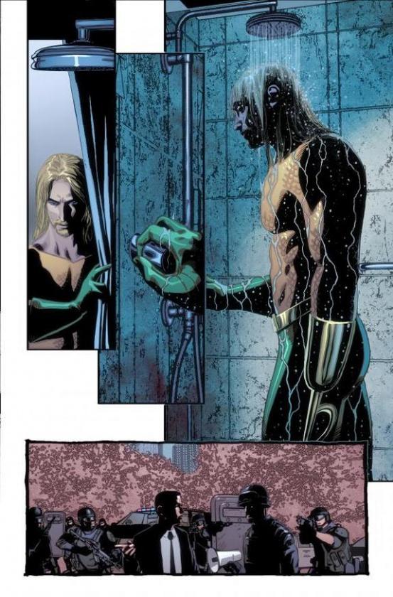 Convergence - Aquaman