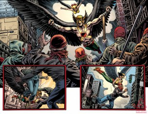 Convergence-Hawkman