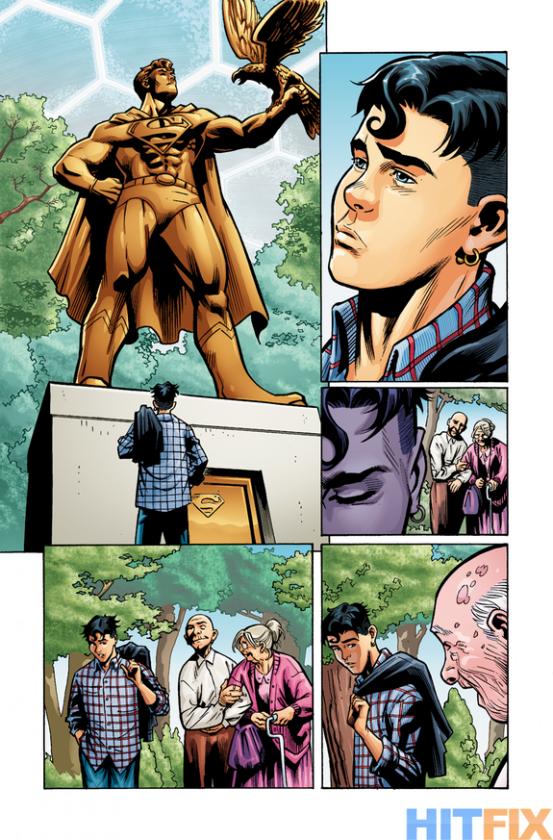 Convergence - Superboy