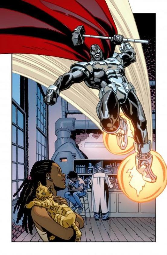 Convergence - Superman Man of Steel