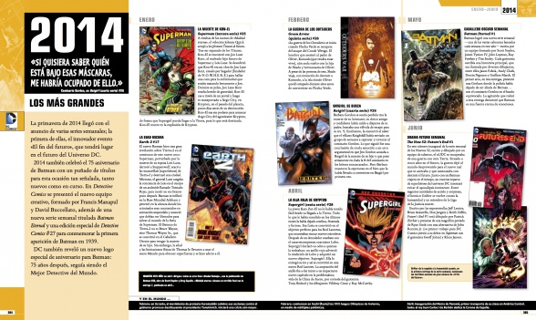 DC Comics: Crónica Visual Definitiva