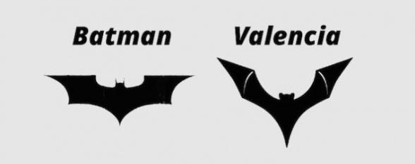 DC Cómics denuncia al Valencia FC