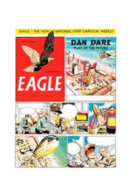 Dan Dare 1 page