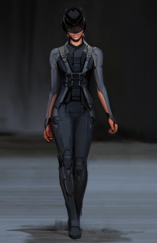 Diseños Alternativos X-Men Días del futuro pasado 02 Tormenta Casco