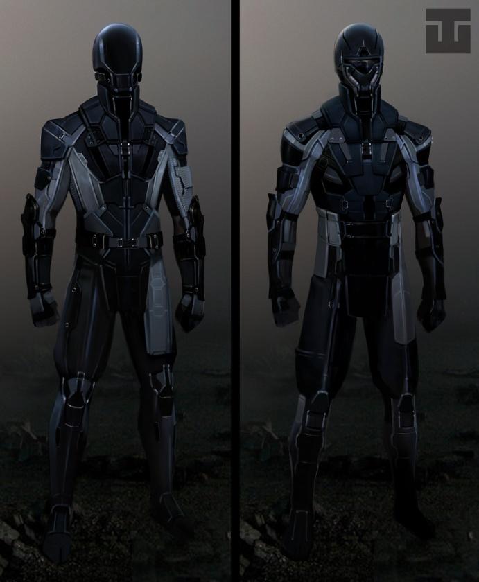 Diseños Alternativos X-Men Días del futuro pasado 06