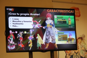 Dragon Ball Xenoverse-Avatar