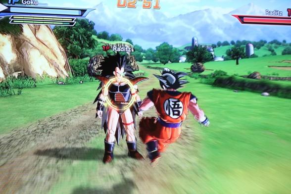 Dragon Ball Xenoverse-Juego