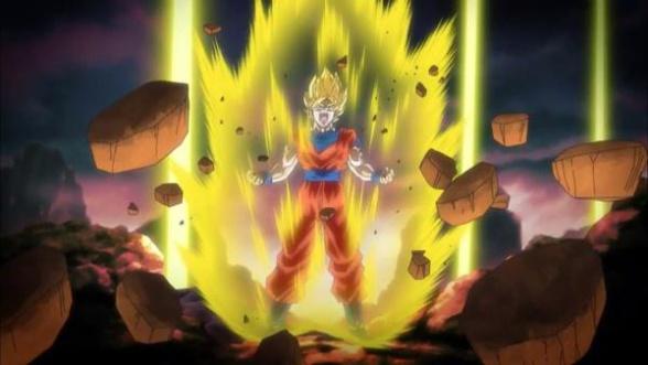 Dragon Ball Z fecha de estreno principal