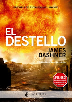 El Destello de James Dashner