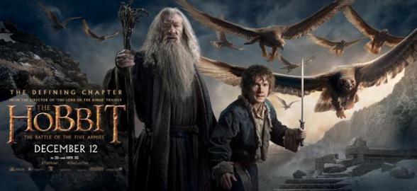 El Hobbit banner 2