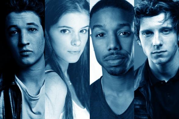 Fantastic-4 - Cast