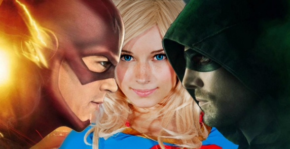 Flash - Arrow - Supergirl