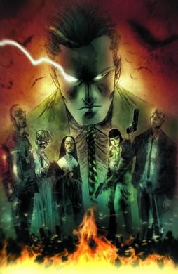 portada Gotham by Midnight