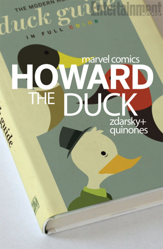 HOWARD THE DUCK número 1