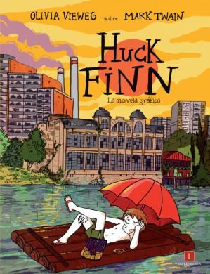 Huck Finn portada
