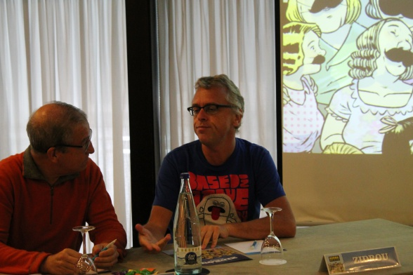 Rafael Martínez y Zidrou