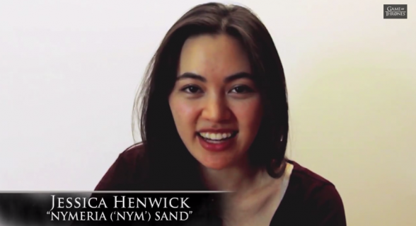 Jessica Henwick se une a Star Wars: The Force Awakens