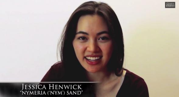 Jessica Henwick se une a Star Wars: The Force Awakens