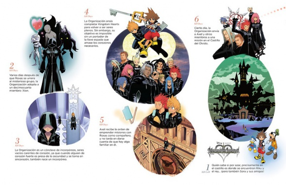 Kingdom Hearts Comic 4