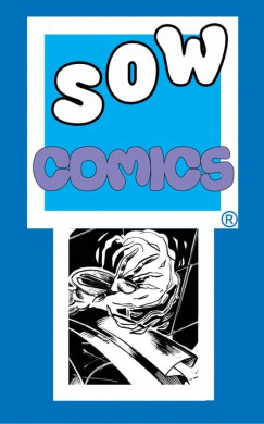 Logo Sow Comics avance muestra