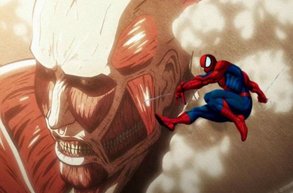 Marvel Ataque a los Titanes