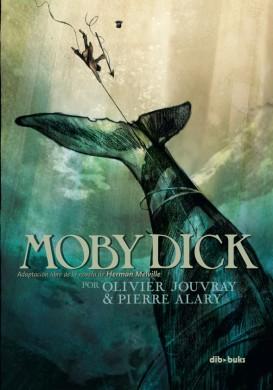 Portada Moby Dick