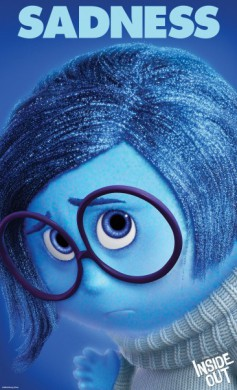 Poster Tristeza Inside Out