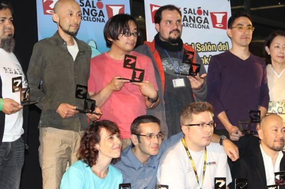 Premios Salón del Manga Barcelona
