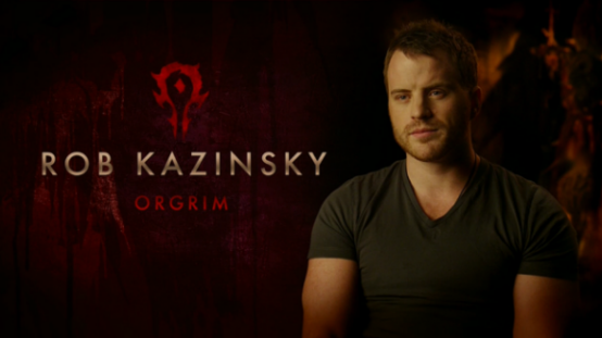 Rob Kazinsky Warcraft