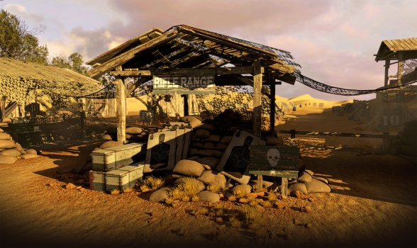 Shooting Range - Sniper Elite