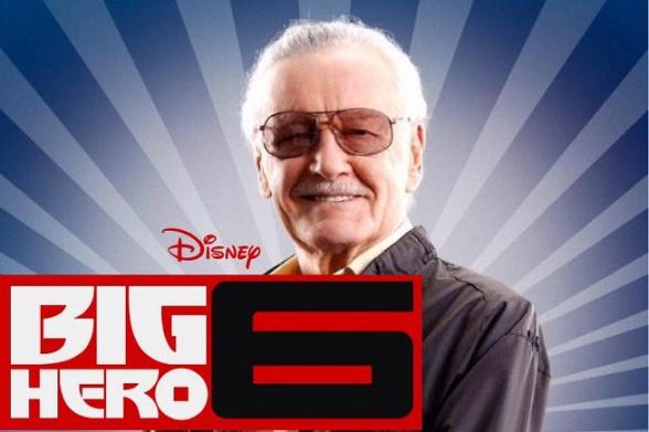 Stan Lee 6 Héroes