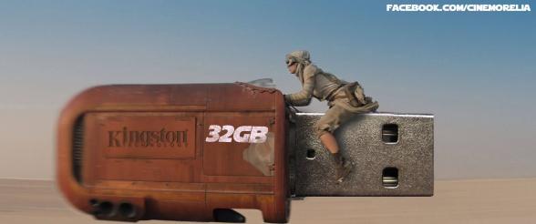 Star Wars the Force awakens motorbike meme 05