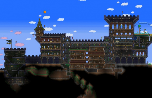 Terraria (PlayStation 4 y Xbox One)