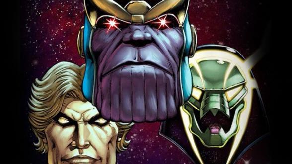Thanos: la relatividad infinita destacada