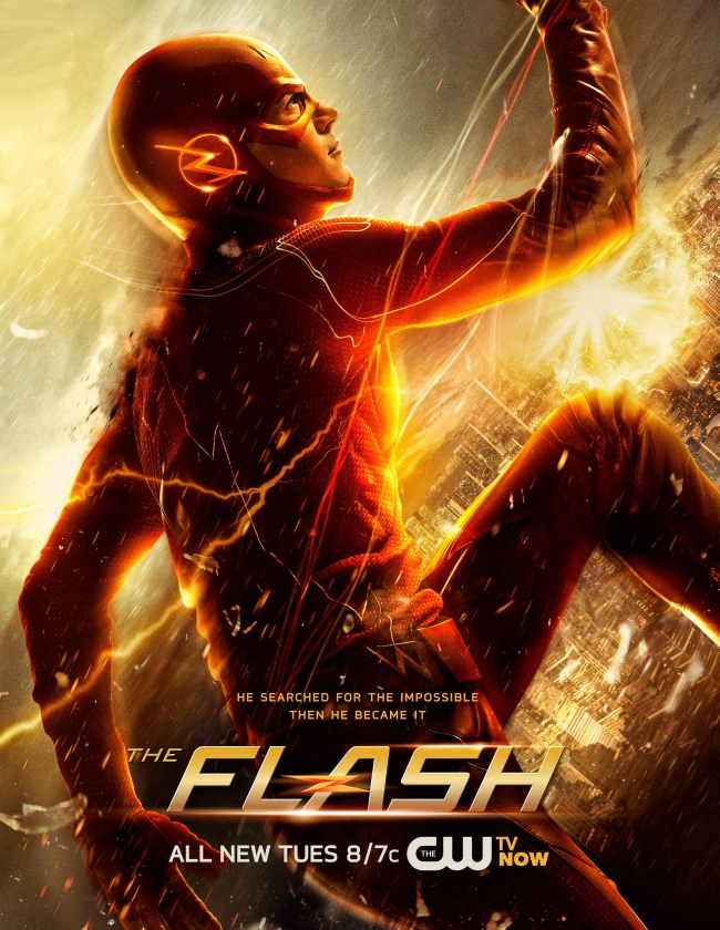 The Flash new poster