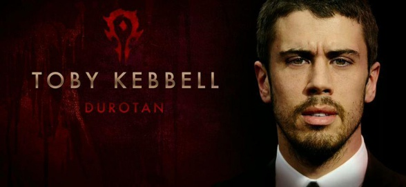 Toby Kebbell Warcraft