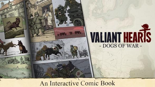 Valiant Hearts: Dogs
