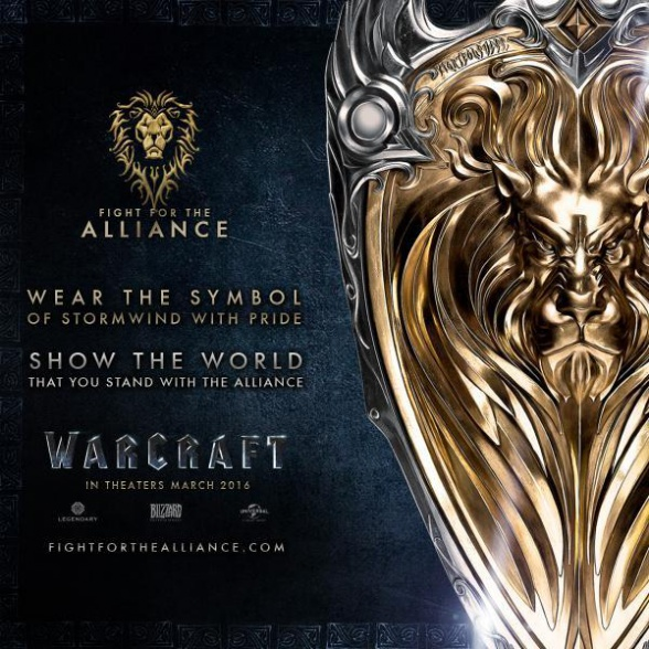 Warcraft promocional 3