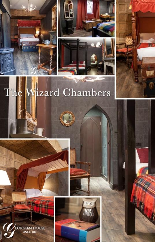Londres inaugura un hotel centrado en Harry Potter