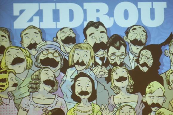 La familia Zidrou