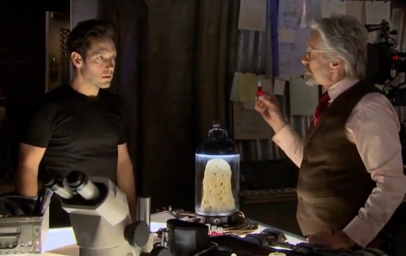 Ant-Man Paul Rudd Michael Douglas
