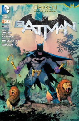 batman num33