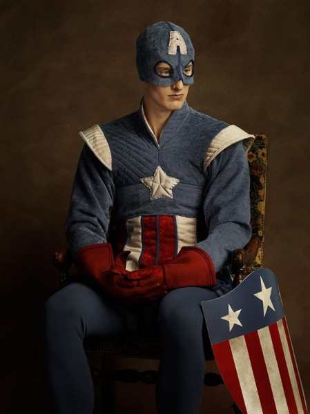 capitan america renacentista