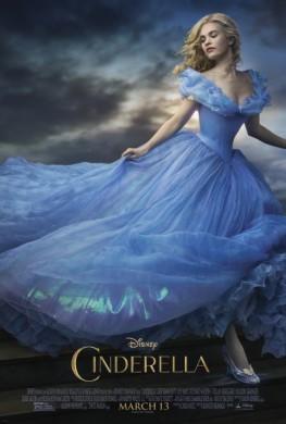 póster Cinderella